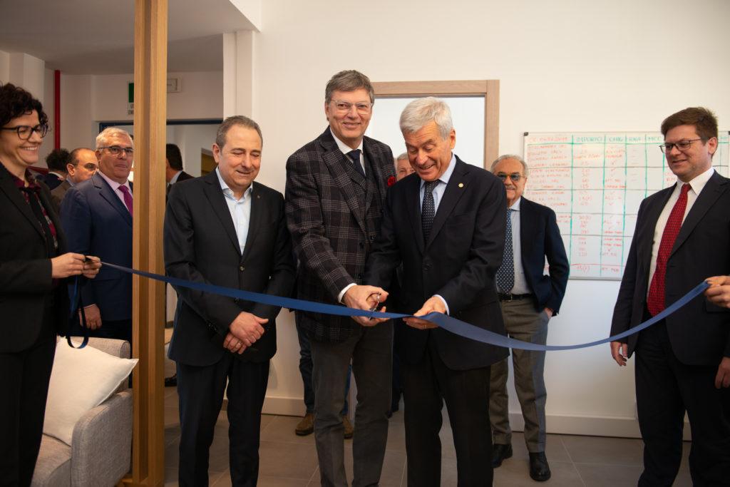Inaugurata ieri, 6 febbraio 2019, la nuova sede di FinPromoTer logo