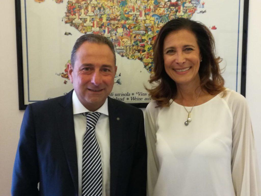 Confcommercio Palermo-Finpromoter: siglato l'accordo per l'affitto del ramo di azienda di Fideo logo
